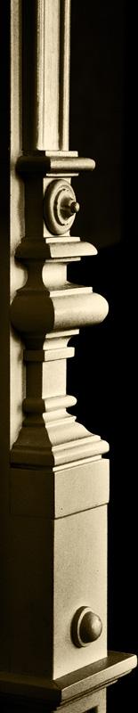 Tamplarie lemn | Usi Interior Exterior Lemn | Ferestre Lemn | Obloane Lemn - 010-detaliu-sepia