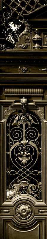 Tamplarie lemn | Usi Interior Exterior Lemn | Ferestre Lemn | Obloane Lemn - 011-detaliu-sepia