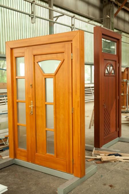 Tamplarie lemn | Usi Interior Exterior Lemn | Ferestre Lemn | Obloane Lemn - 26-fabrica