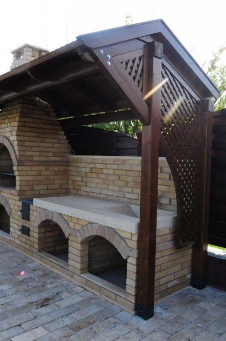 Tamplarie lemn | Usi Interior Exterior Lemn | Ferestre Lemn | Obloane Lemn - bbq04_resize-Copy-531x800