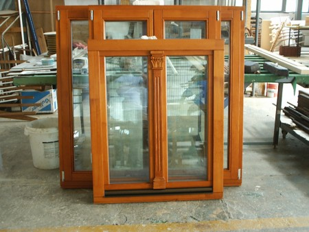 Tamplarie lemn | Usi Interior Exterior Lemn | Ferestre Lemn | Obloane Lemn - ferestre12