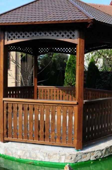 Tamplarie lemn | Usi Interior Exterior Lemn | Ferestre Lemn | Obloane Lemn - foisor04_resize-531x800
