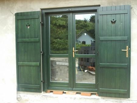 Tamplarie lemn | Usi Interior Exterior Lemn | Ferestre Lemn | Obloane Lemn - obloane2