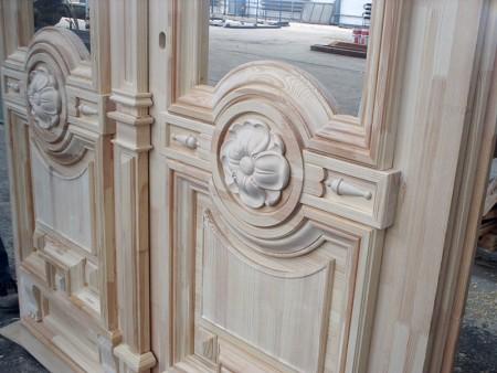 Tamplarie lemn | Usi Interior Exterior Lemn | Ferestre Lemn | Obloane Lemn - reconstituire-tamplarie1