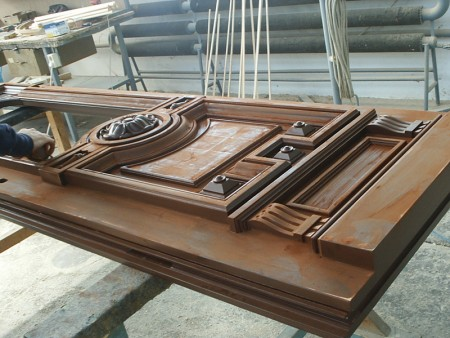 Tamplarie lemn | Usi Interior Exterior Lemn | Ferestre Lemn | Obloane Lemn - reconstituire-tamplarie8