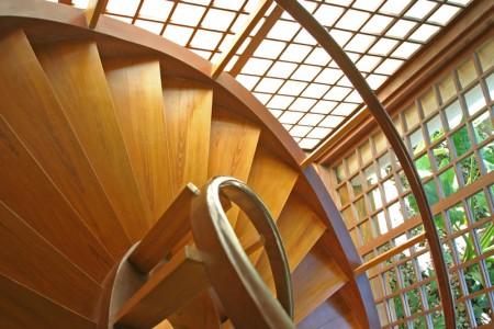 Tamplarie lemn | Usi Interior Exterior Lemn | Ferestre Lemn | Obloane Lemn - scara2