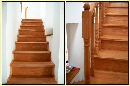 Tamplarie lemn | Usi Interior Exterior Lemn | Ferestre Lemn | Obloane Lemn - scari-interioare23