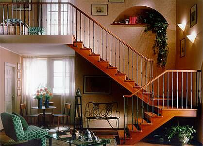 Tamplarie lemn | Usi Interior Exterior Lemn | Ferestre Lemn | Obloane Lemn - scari-interioare25