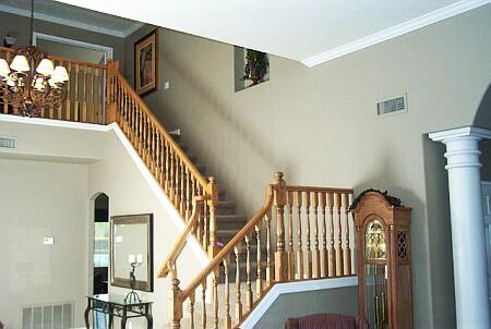 Tamplarie lemn | Usi Interior Exterior Lemn | Ferestre Lemn | Obloane Lemn - scari-interioare26