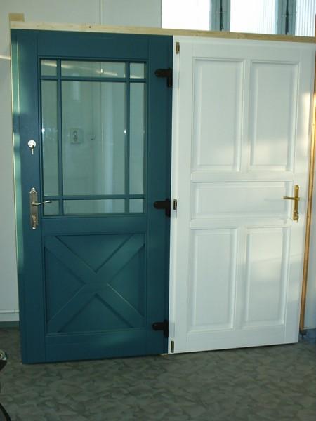 Tamplarie lemn | Usi Interior Exterior Lemn | Ferestre Lemn | Obloane Lemn - usa