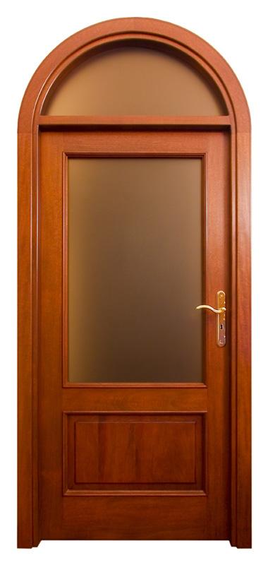 Tamplarie lemn | Usi Interior Exterior Lemn | Ferestre Lemn | Obloane Lemn - usa-oval