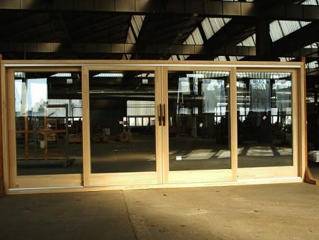 Tamplarie lemn | Usi Interior Exterior Lemn | Ferestre Lemn | Obloane Lemn - usa11