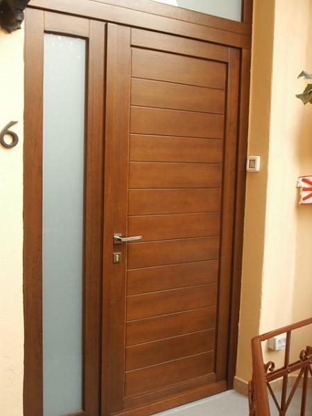 Tamplarie lemn | Usi Interior Exterior Lemn | Ferestre Lemn | Obloane Lemn - usa4