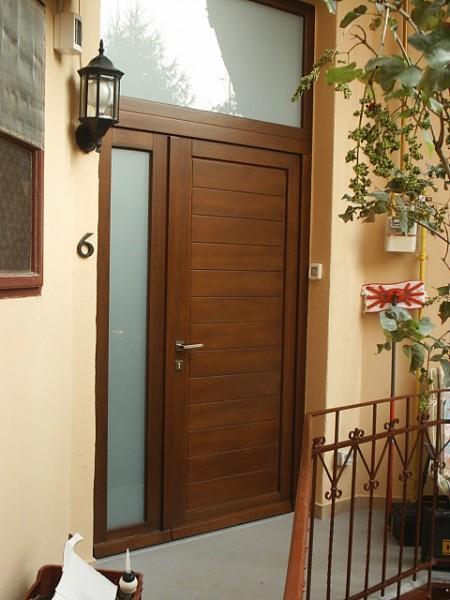 Tamplarie lemn | Usi Interior Exterior Lemn | Ferestre Lemn | Obloane Lemn - usa5