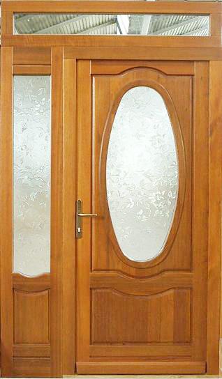 Tamplarie lemn | Usi Interior Exterior Lemn | Ferestre Lemn | Obloane Lemn - usa9